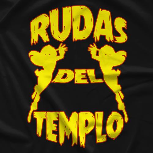 Last Real Heels Podcast Lucha Kliq Rudas T-shirt