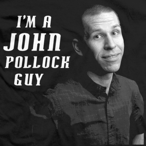 JOHN POLLOCK GUY