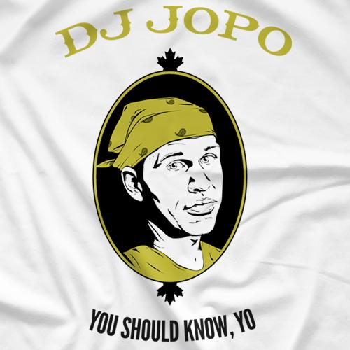 DJ JoPo White