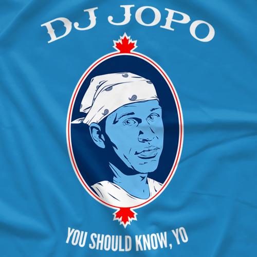 DJ JoPo Blue