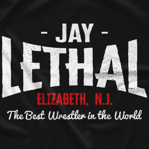 The Best Wrestler in the World T-shirt