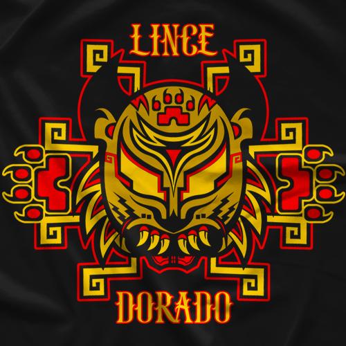 Lince Dorado Urban Azteca T-shirt
