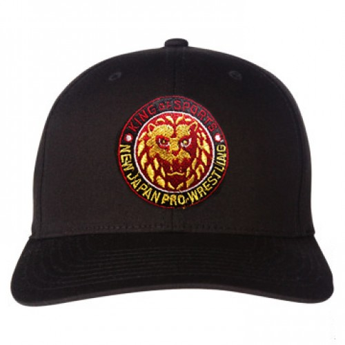 Lion Mark NJPW Hat