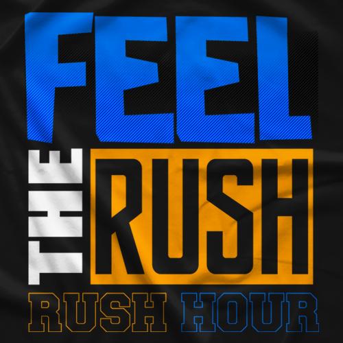 Lio Rush Feel The Rush T-shirt