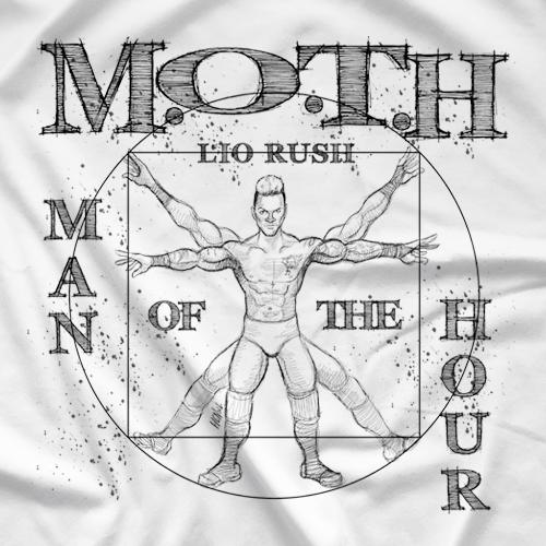 Lio Rush M.O.T.H T-shirt