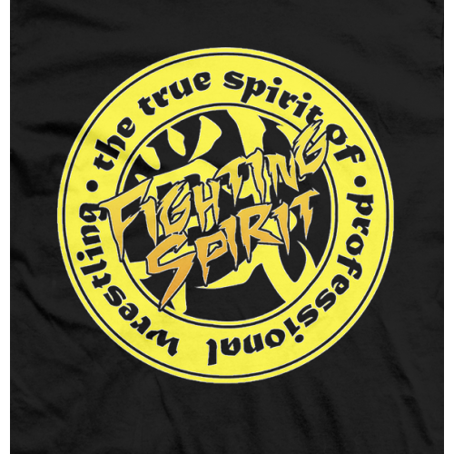 Fighting Spirit Pro Logo Shirt