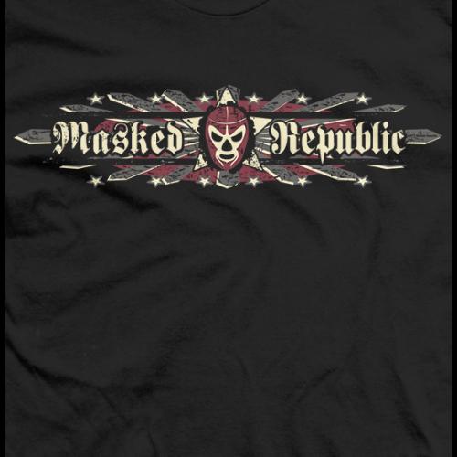 Masked Republic Logo Shirt