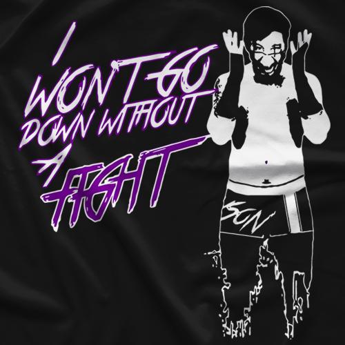 Avista Varlowe Won't Go Down T-shirt