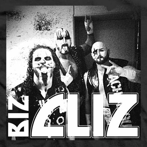 Biz Cliz KISS T-shirt