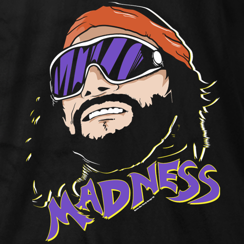 Macho Man Madness T-shirt