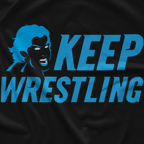 Keep Wrestling