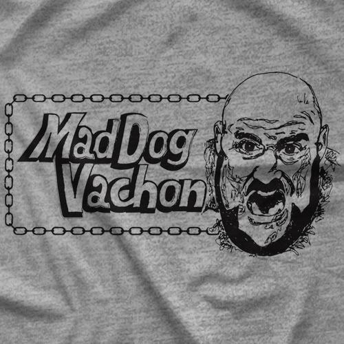 Mad Dog Vachon Chains shirt