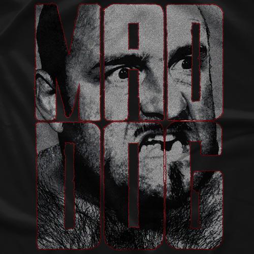 Mad Dog Vachon Noise shirt