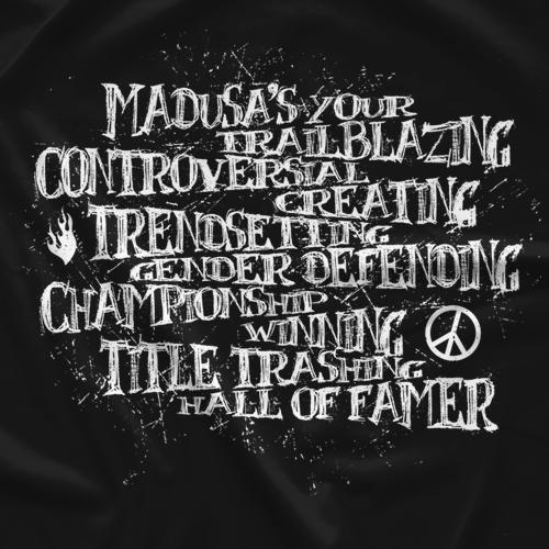 Madusa HOF - Black
