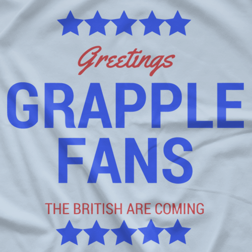 Greetings Grapple Fans