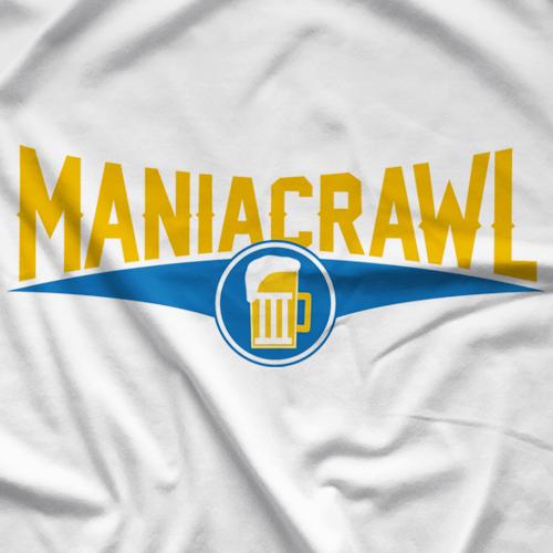 ManiaCrawl ManiaCrawl 3 T-shirt