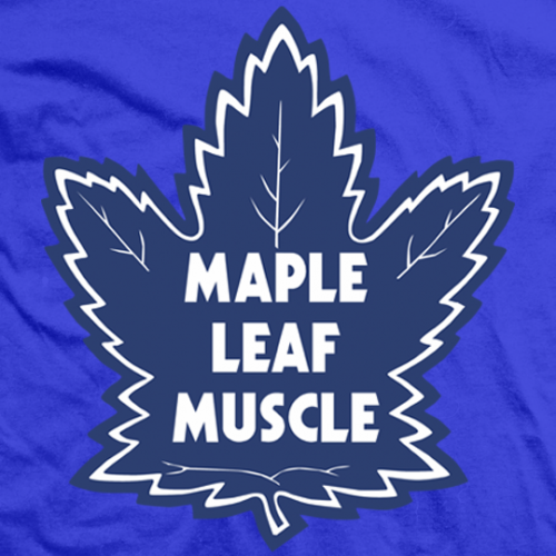 Maple Leaf Muscle