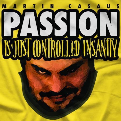 Martin Casaus Passion Yellow T-Shirt