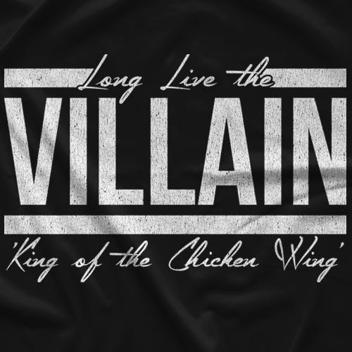 Long Live The Villain