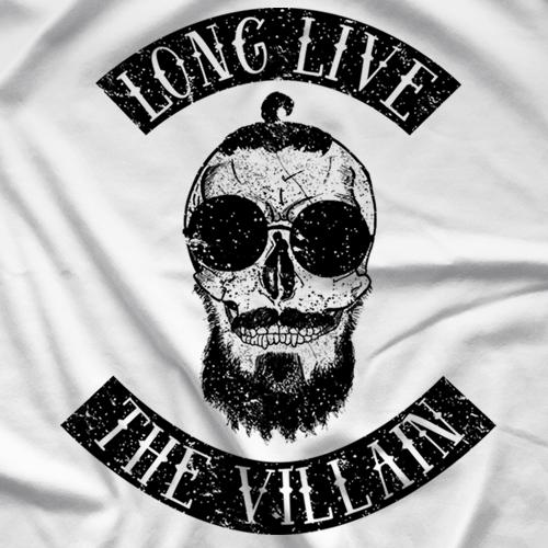 Long Live The Villain T-shirt