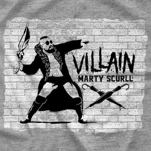 Scurll Wall Art