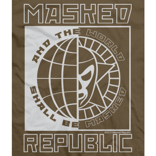 Mask & Obey (5 colors)