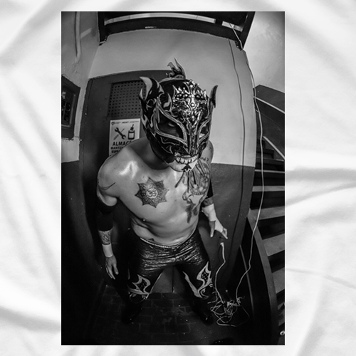 Rey Fenix - Rockstar Portrait by Rudos Photography