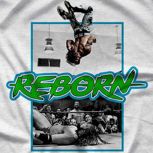 "- Clotheslined Apparel - Vintage Blend Soft T-shirt Matt Sydal ""Legacy"""