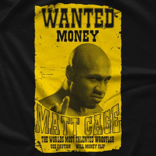 Matt Cage Cactus Cage T-shirt