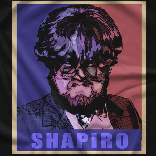 Vote Shapiro T-shirt
