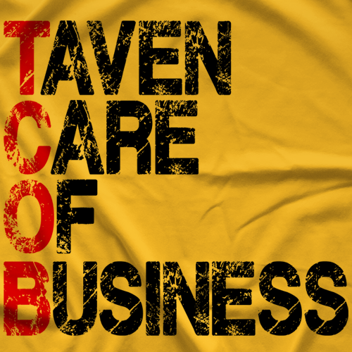 Matt Taven Taven Care of Business T-shirt