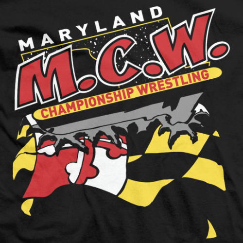 MCW Wrestling Flag