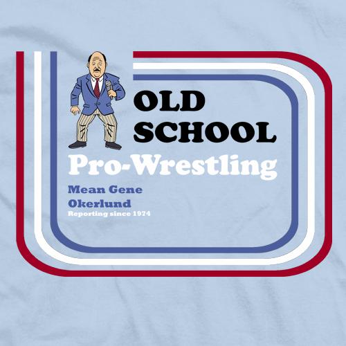 Mean Gene Old School T-shirt