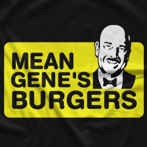 Mean Gene's Burgers T-shirt