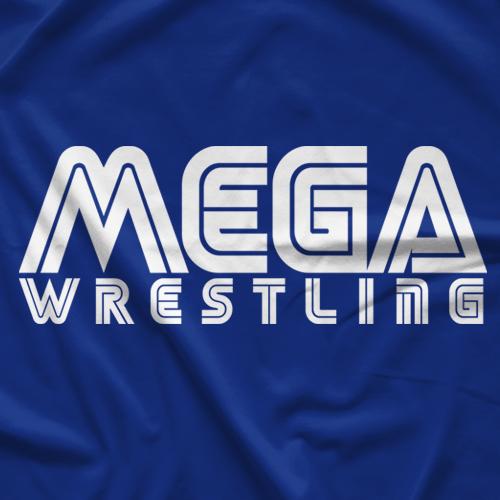 MEGA Wrestling MEGA T-shirt