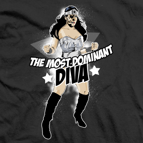 Melina The Most Dominant T-shirt