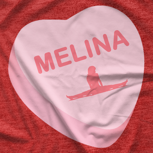 Melina Too Sweet To Be Sour T-shirt
