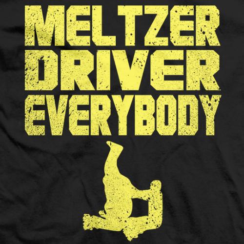 Young Bucks Meltzer Driver Everybody T-shirt