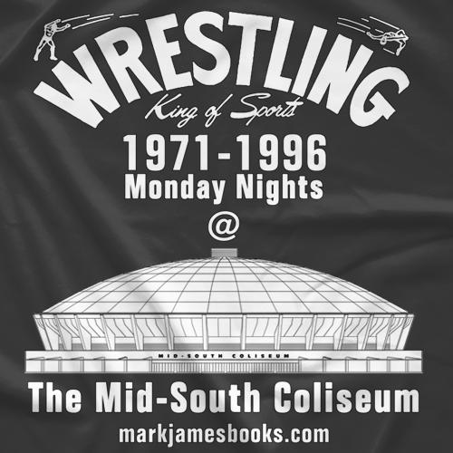 Mid-South Coliseum - Charcoal