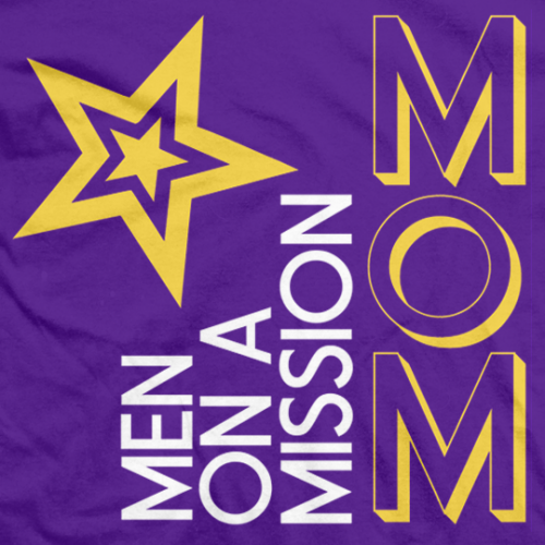 Men on a Mission T-shirt