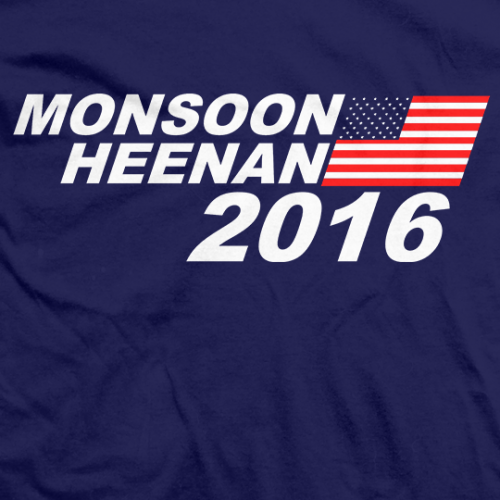 Monsoon Heenan 2016