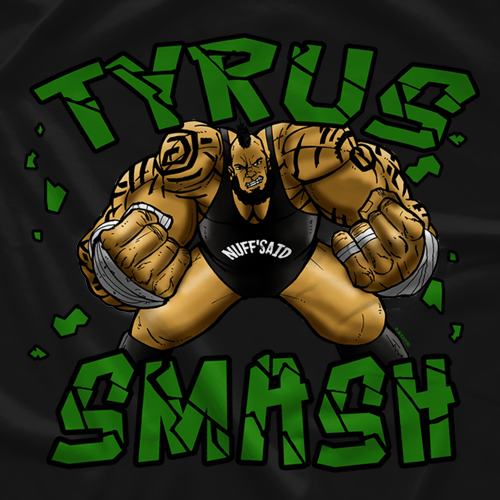 Tyrus Smashmonstrousbc1009