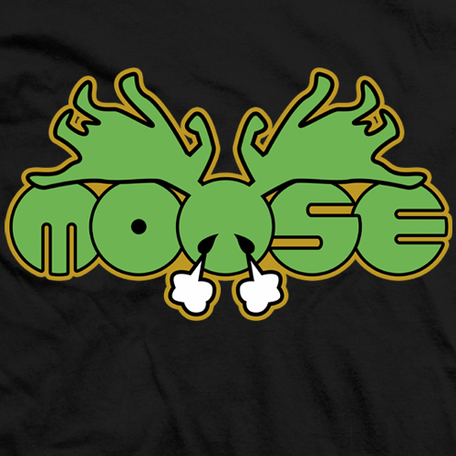 Moose Logo T-shirt