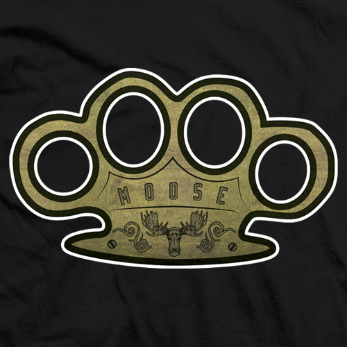 Moose Knuckles T-shirt