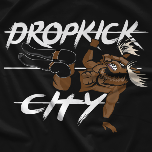 Moose Dropkick Dark T-shirt