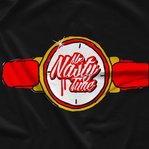 Mr. Nasty Mr. Nasty Time T-shirt