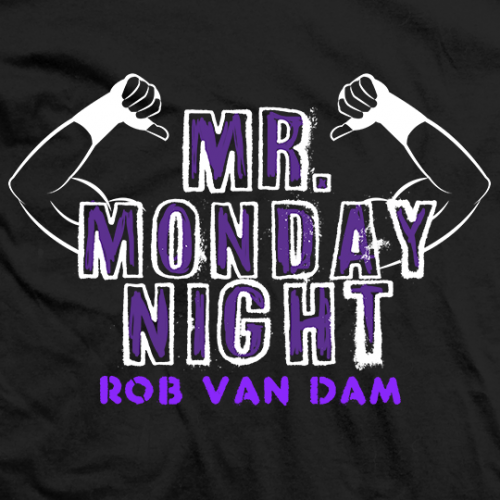 Mr Monday Night T-shirt