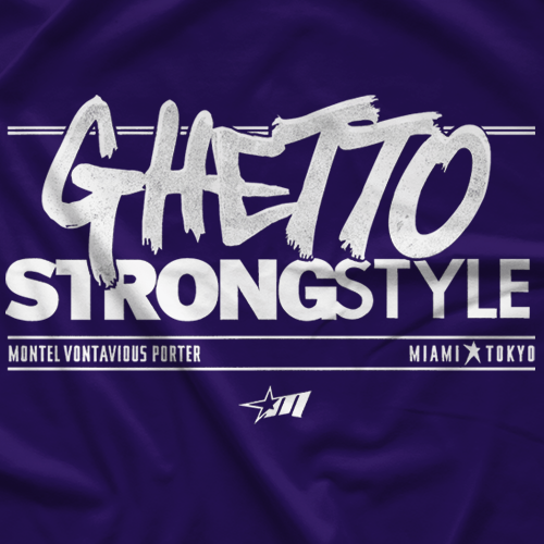 Ghetto Strong Style