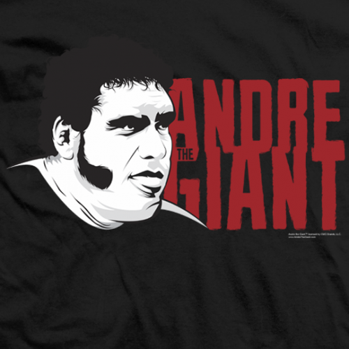 Andre The Giant My Giant T-shirt