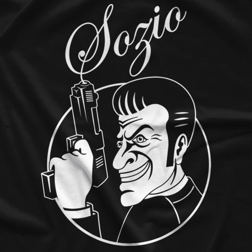 Smoking Guny T-shirt